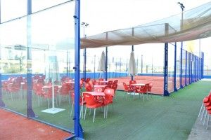 Ball Padel, Indoor & Fitness